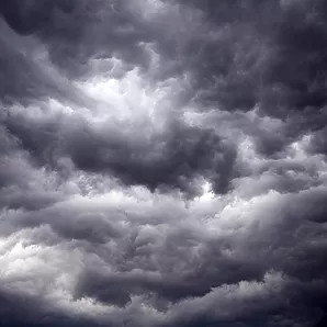 Dark clouds. Trauma and post-traumatic stress disorder treatment Los Angeles, CA.