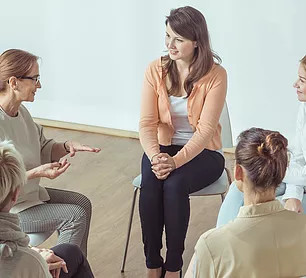 Women's sexual trauma support group in Los Angeles, CA.