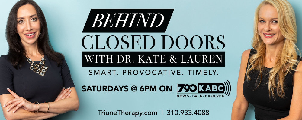 Behind Closed Doors radio banner