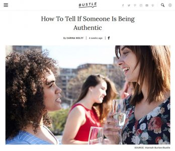 How To Tell If Someone Is Being Authentic