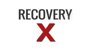 Recovery X logo