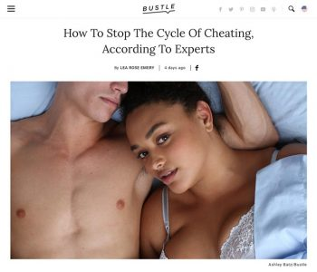 How To Stop The Cycle Of Cheating, According To Experts